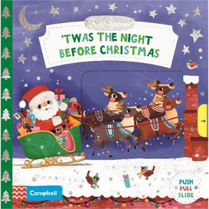 'Twas the Night Before Christmas - Campbell Books