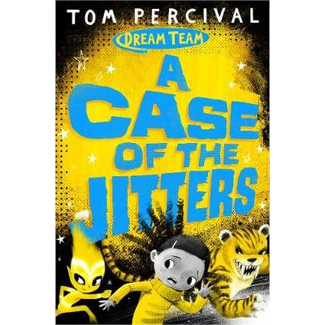 A Case of the Jitters (Paperback) - Tom Percival (Author/Illustrator)