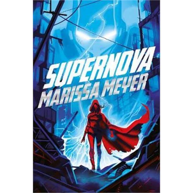 Supernova (Paperback) - Marissa Meyer