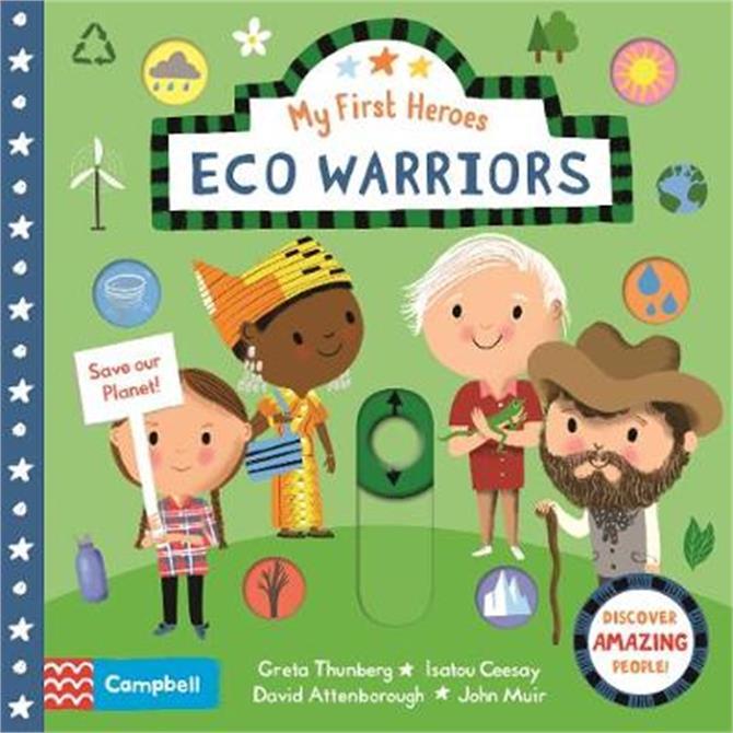 Eco Warriors - Nila Aye