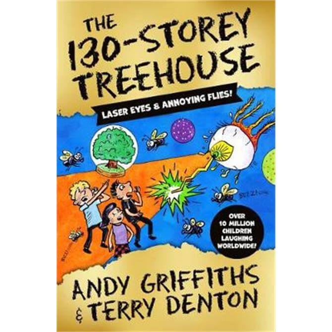 The 130-Storey Treehouse (Paperback) - Andy Griffiths