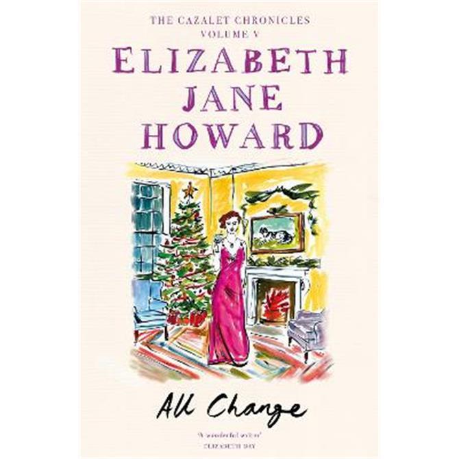 All Change (Paperback) - Elizabeth Jane Howard
