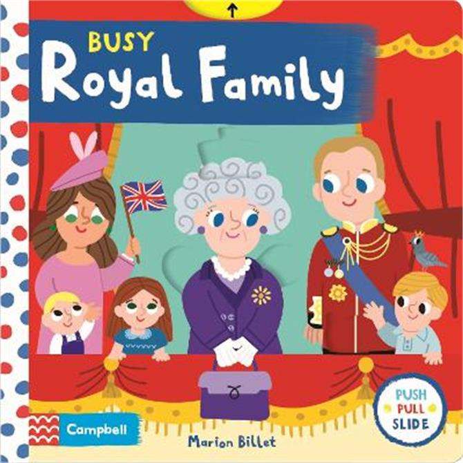 Busy Royal Family - Campbell Books