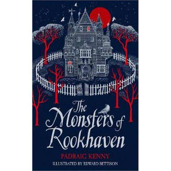 The Monsters of Rookhaven (Hardback) - Padraig Kenny