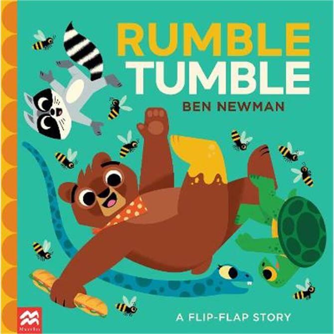 Rumble Tumble (Paperback) - Ben Newman