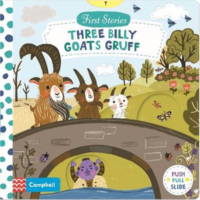 Three Billy Goats Gruff - Campbell Books