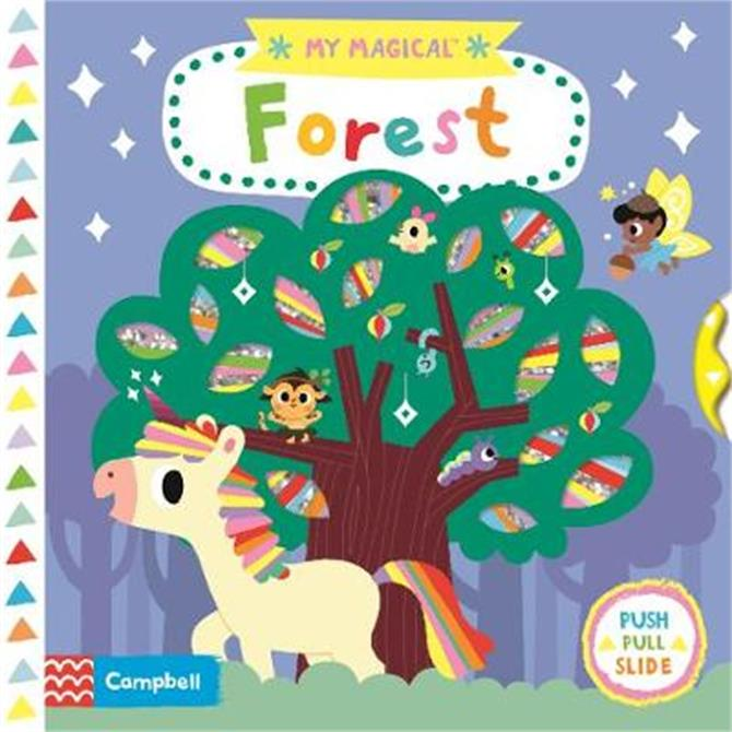 My Magical Forest - Campbell Books