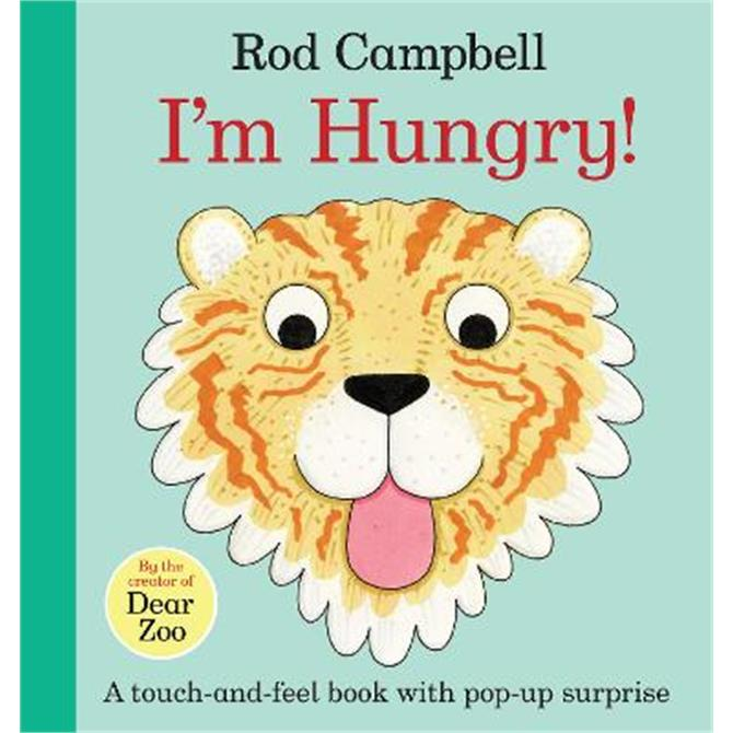 I'm Hungry! - Rod Campbell