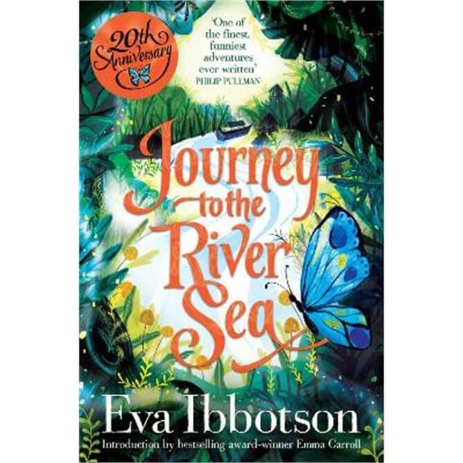 Journey to the River Sea (Paperback) - Eva Ibbotson