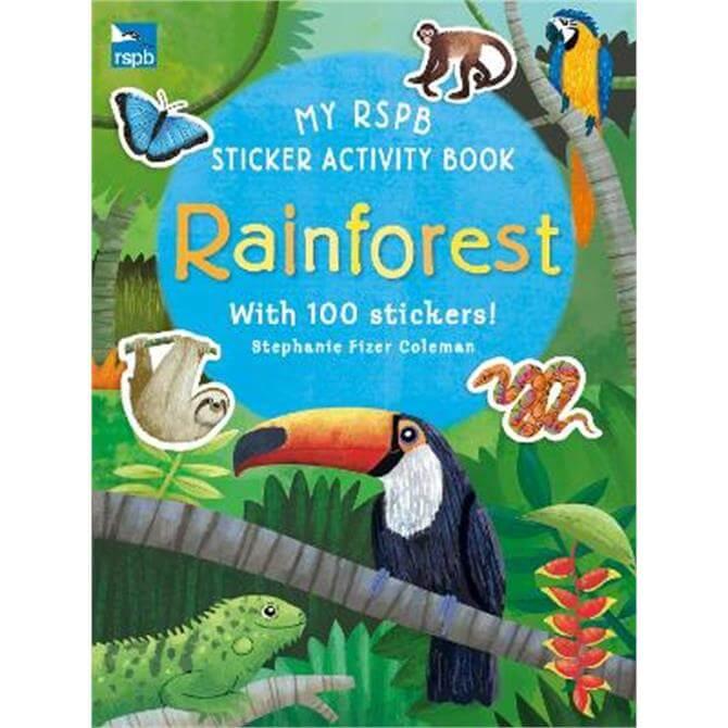 My RSPB Sticker Activity Book