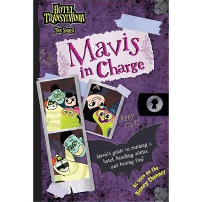 Mavis in Charge (Paperback) - Delphine Finnegan