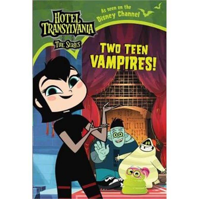 Two Teen Vampires! (Paperback) - Natalie Shaw