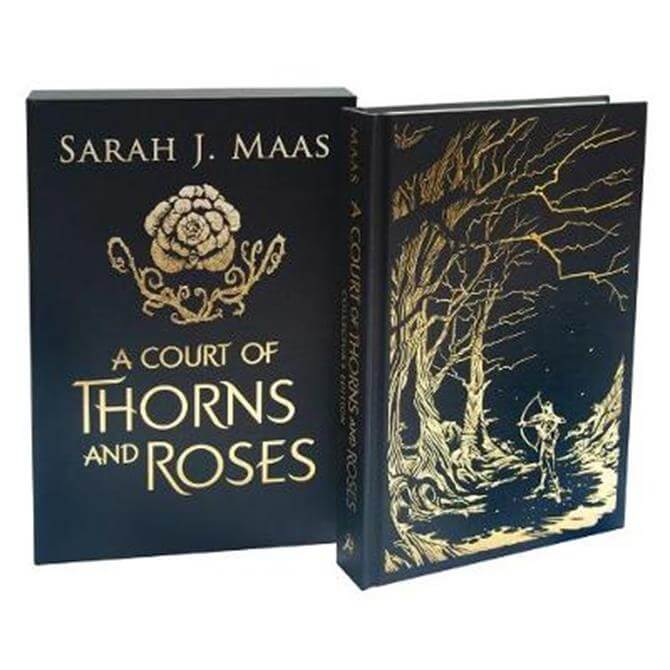 A Court of Thorns and Roses Collector's Edition (Hardback) - Sarah J. Maas