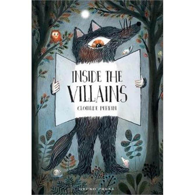 Inside the Villains (Hardback) - Clotilde Perrin