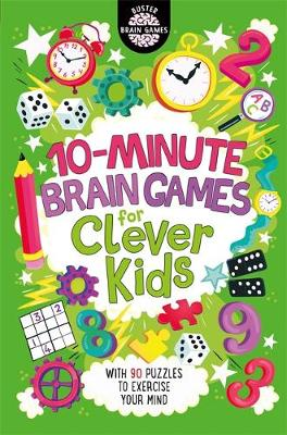 An image of 10-Minute Brain Games for Clever Kids (Paperback)