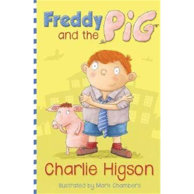 Freddy and the Pig (Paperback) - Charlie Higson