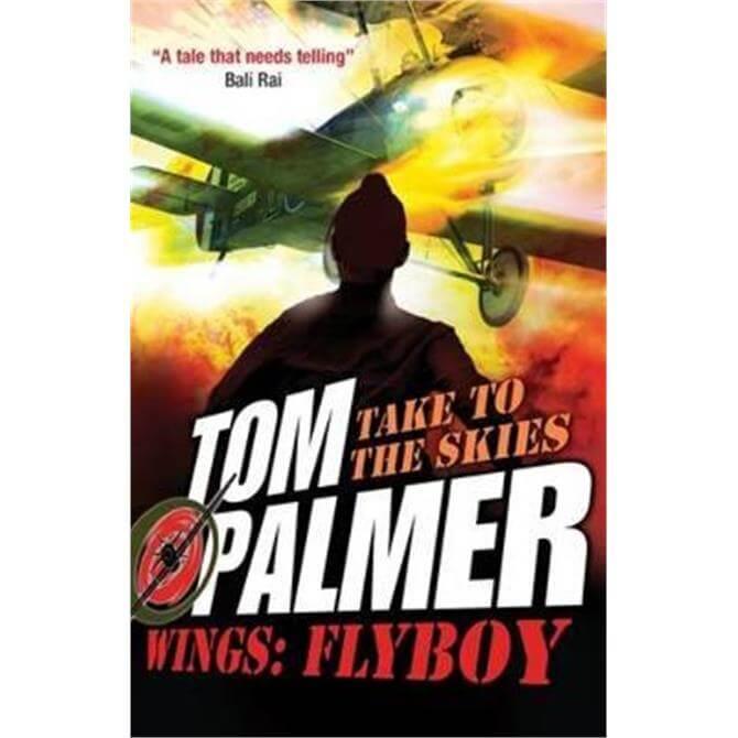 Flyboy (Paperback) - Tom Palmer