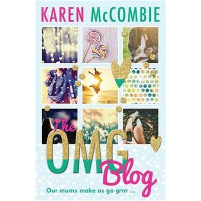 The OMG Blog (Paperback) - Karen McCombie