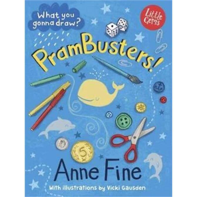 PramBusters! (Paperback) - Anne Fine