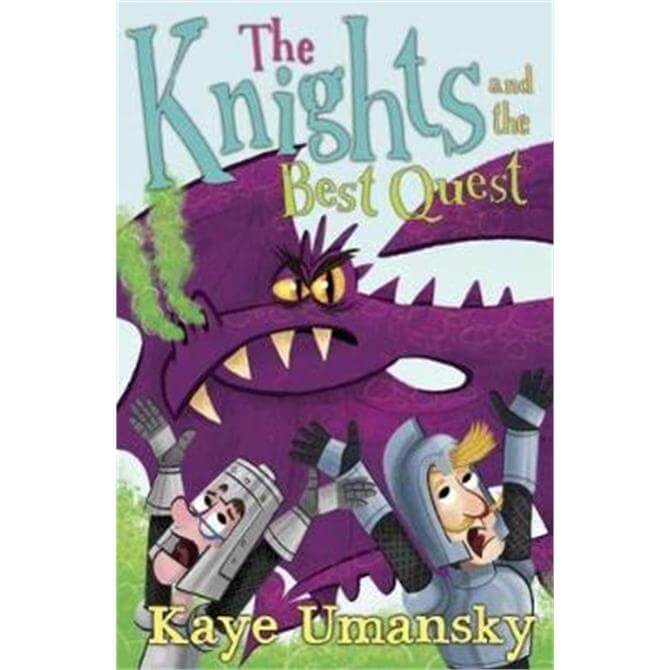 The Knights and the Best Quest (Paperback) - Kaye Umansky