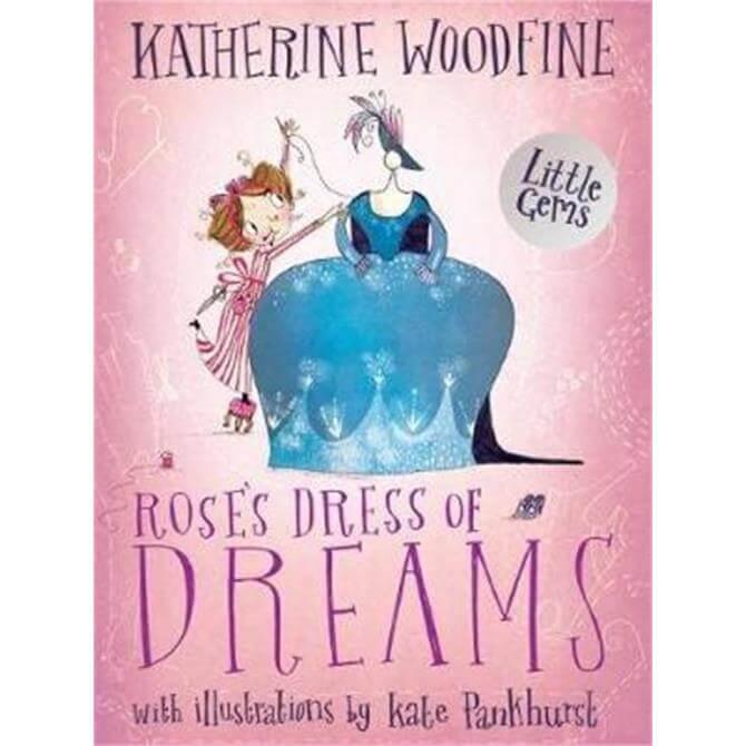 Rose's Dress of Dreams (Paperback) - Katherine Woodfine