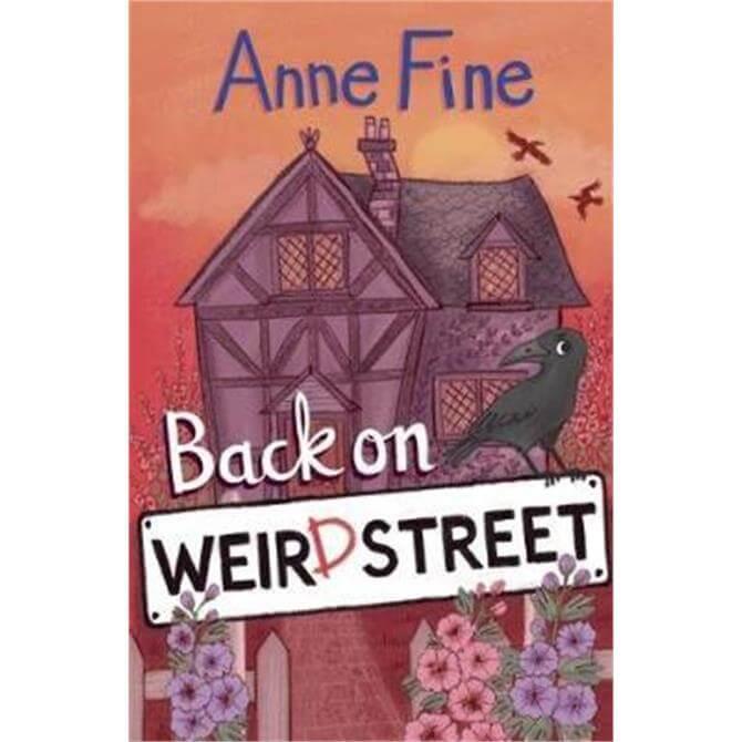 Back on Weird Street (Paperback) - Anne Fine