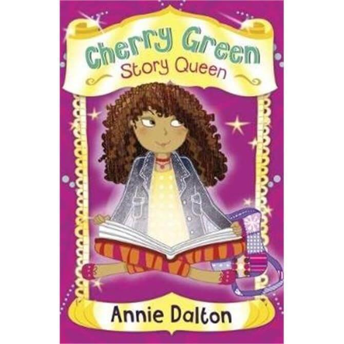 Cherry Green Story Queen (Paperback) - Annie Dalton