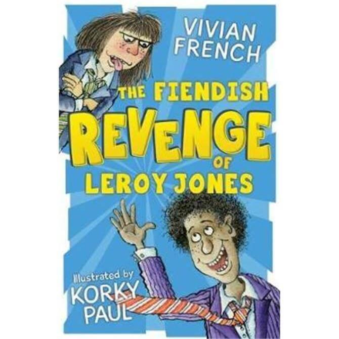The Fiendish Revenge of Leroy Jones (Paperback) - Vivian French