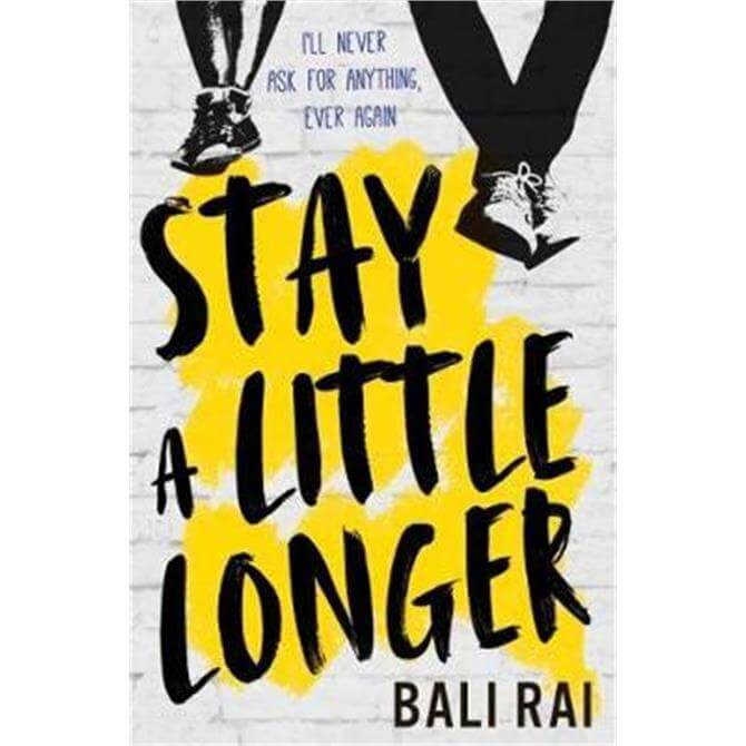 Stay A Little Longer (Paperback) - Bali Rai