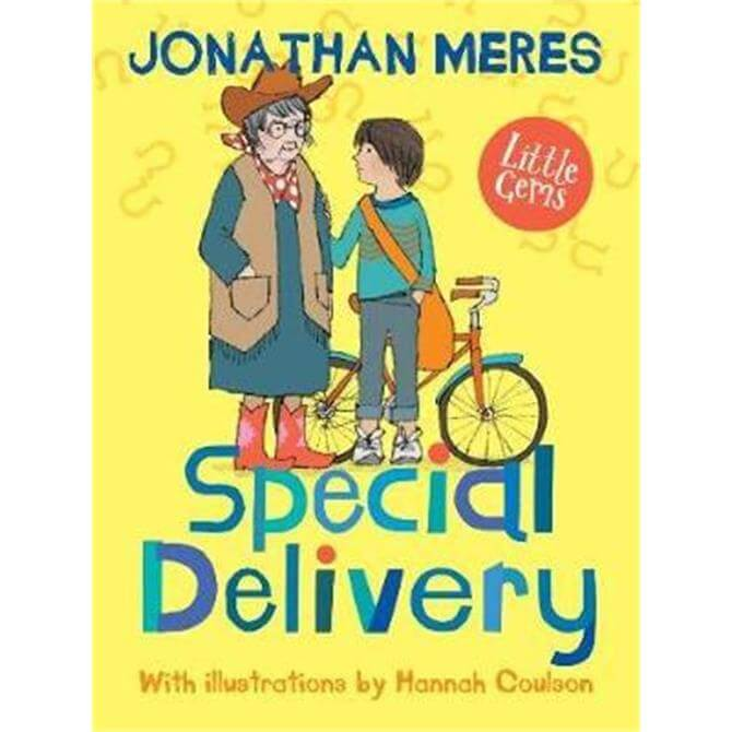 Special Delivery (Paperback) - Jonathan Meres