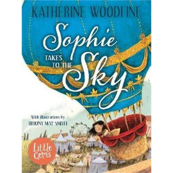 Sophie Takes to the Sky (Paperback) - Katherine Woodfine