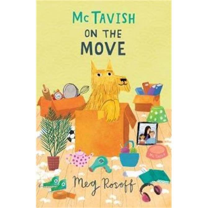 McTavish on the Move (Paperback) - Meg Rosoff