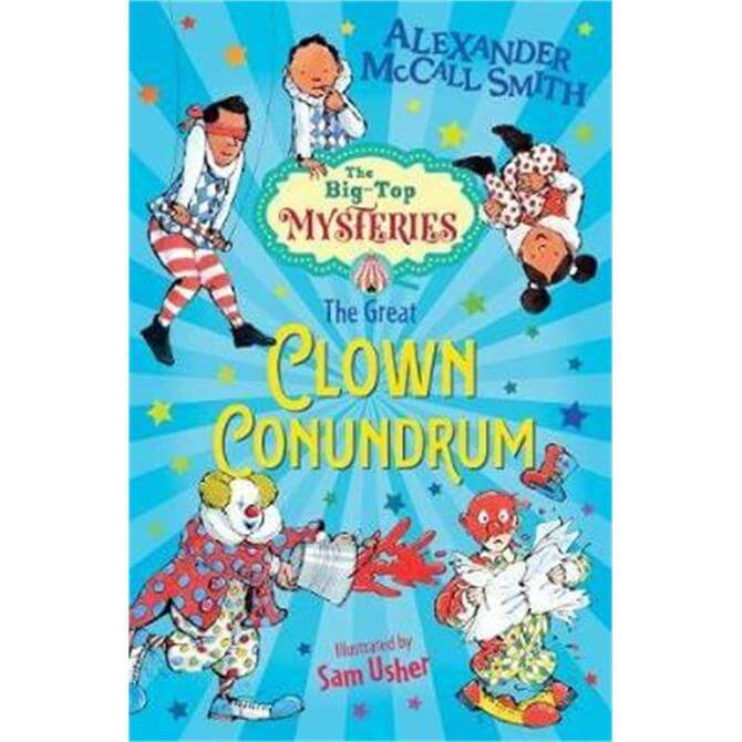 The Great Clown Conundrum (Paperback) - Alexander McCall Smith
