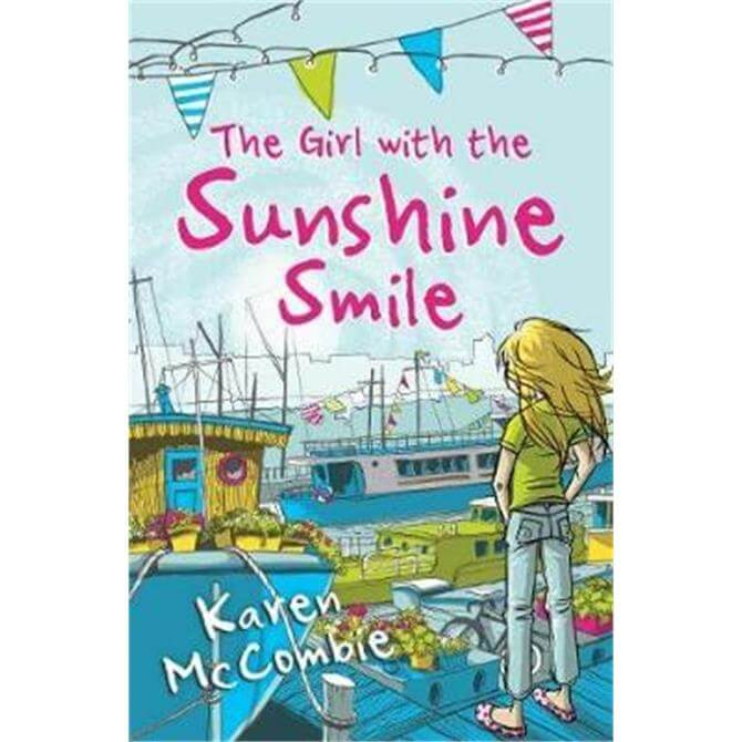 The Girl with the Sunshine Smile (Paperback) - Karen McCombie