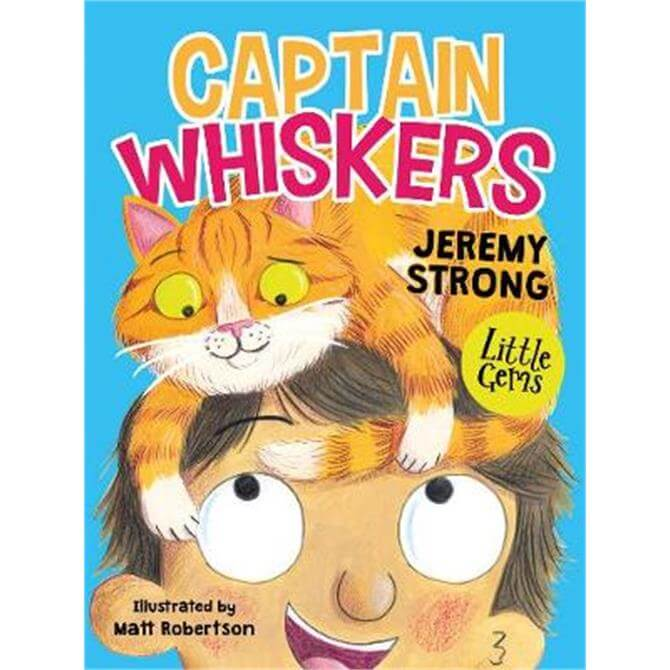 Captain Whiskers (Paperback) - Jeremy Strong