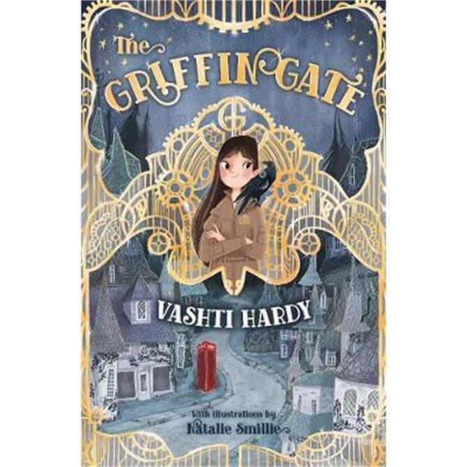 The Griffin Gate (Paperback) - Vashti Hardy