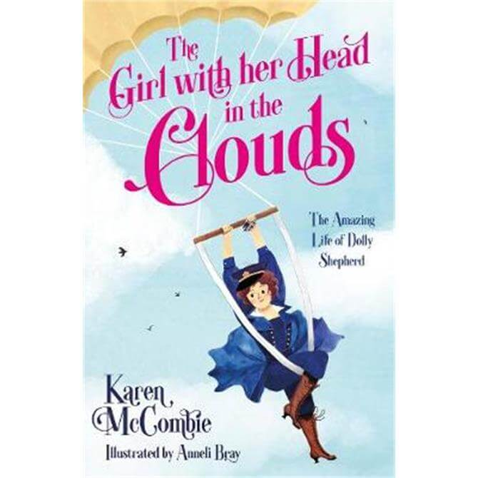 The Girl with her Head in the Clouds (Paperback) - Karen McCombie