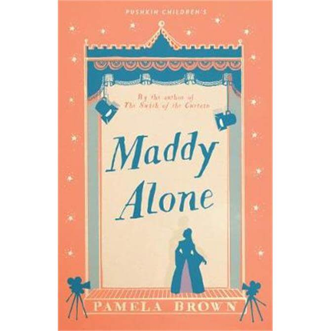 Maddy Alone (Blue Door 2) (Paperback) - Pamela Brown