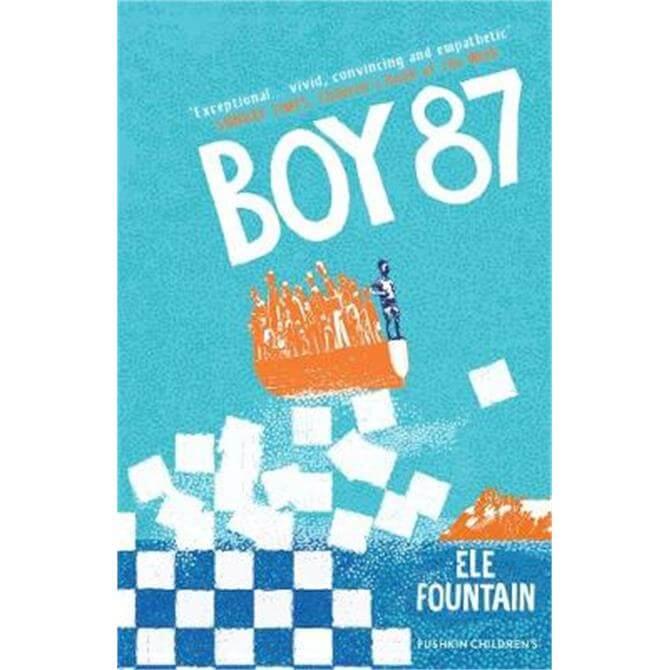 Boy 87 (Paperback) - Ele Fountain