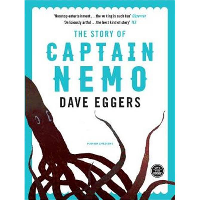 The Story of Captain Nemo (Paperback) - Dave Eggers