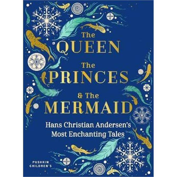 The Queen, the Princes and the Mermaid (Hardback) - Lucie Arnoux