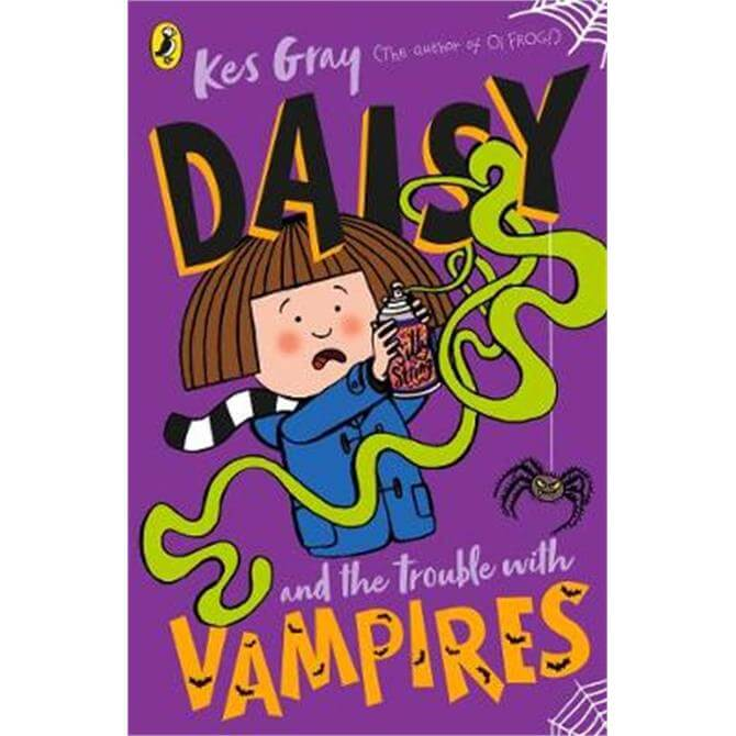 Daisy and the Trouble with Vampires (Paperback) - Kes Gray