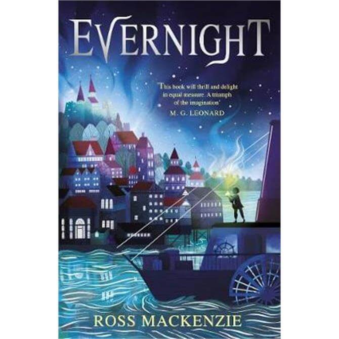 Evernight (Paperback) - Ross MacKenzie