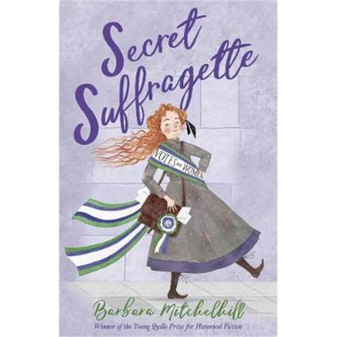 Secret Suffragette (Paperback) - Barbara Mitchelhill