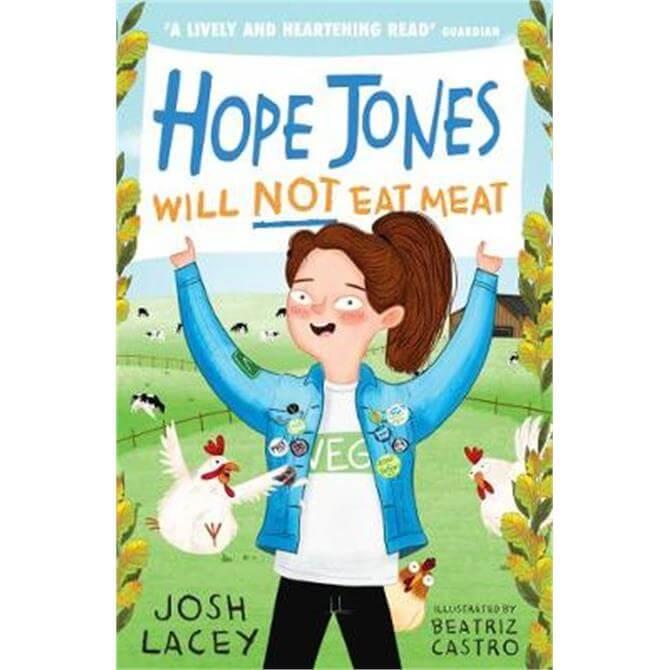 Hope Jones Will Not Eat Meat (Paperback) - Josh Lacey