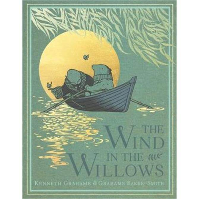 The Wind in the Willows (Hardback) - Kenneth Grahame