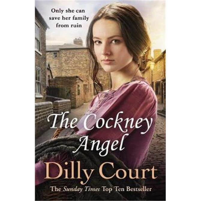 The Cockney Angel (Paperback) - Dilly Court