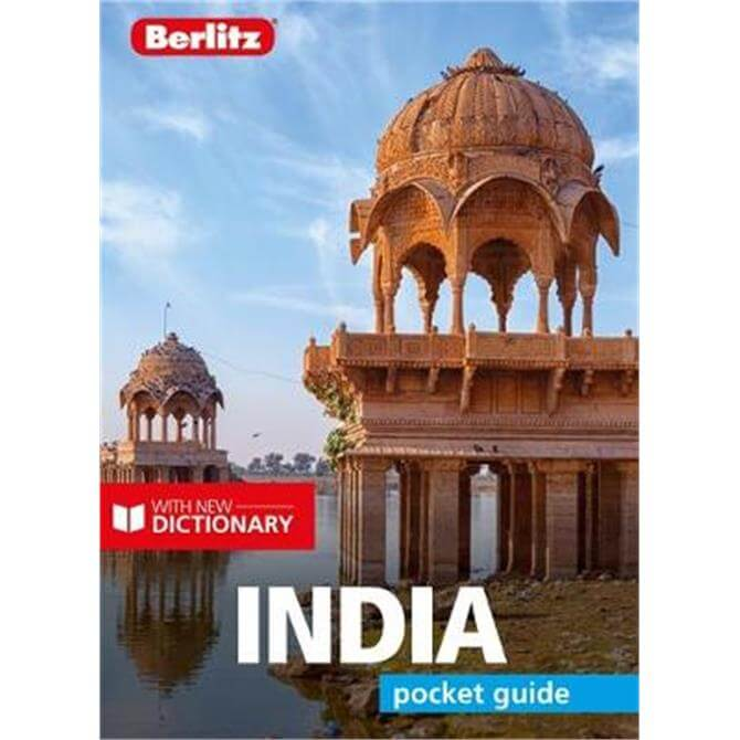 Berlitz Pocket Guide India (Travel Guide with Dictionary) (Paperback)