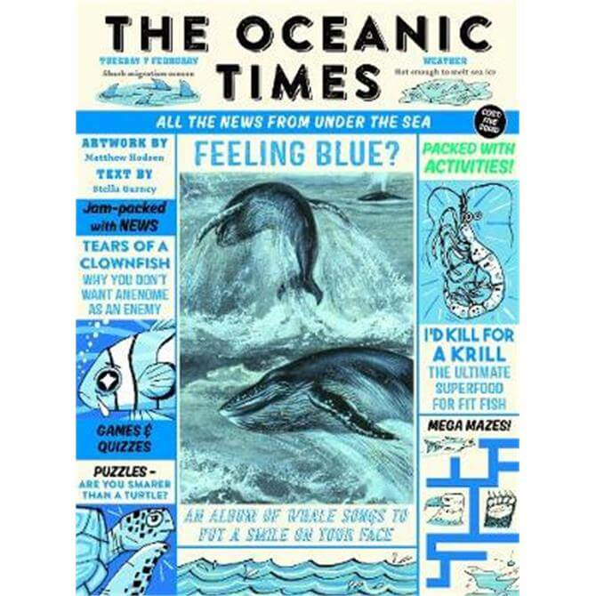 The Oceanic Times (Paperback) - Libby Deutsch