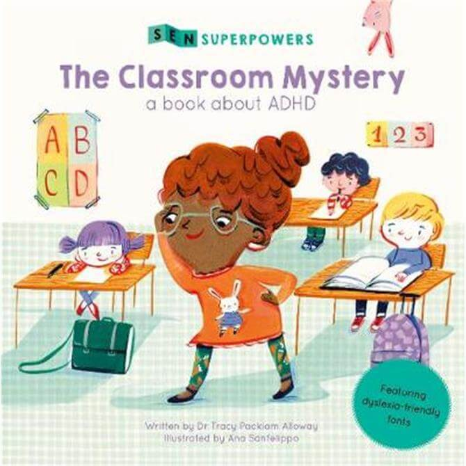 The Classroom Mystery (Paperback) - Dr. Tracy Packiam Alloway